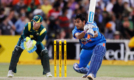 MS Dhoni - Highest Batting Average in Successful Run ChasesMs Dhoni Batting